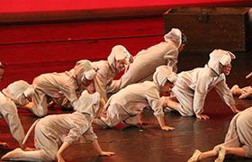 STUDIO DANSE FLEXION - Ecole de Danse à Reims - Sandrine ROBERRINI - Eveil