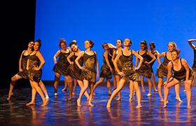 STUDIO DANSE FLEXION - Ecole de Danse à Reims - Sandrine ROBERRINI - Modern'Jazz
